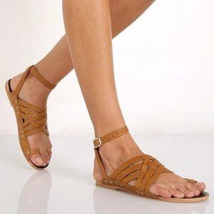 Free people Beliz strappy sandal